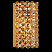 Good thing wall lights European crystal wall lamp living room bedroom aisle staircase wall lamp project LED wall lighting