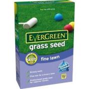 Evergreen Fine Luxury Lawn Grass Seed Carton, 420 G