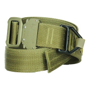 Fusion Tactical Military Police Riggers Belt Generation II Type C Coyote Brown Small 70cm - 80cm /4.4cm Wide