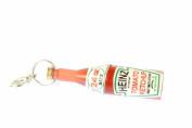 Ketchup bottle food Charm Zipper Pull pendant for Bracelet, wristlet Miniblings sauce fastbood