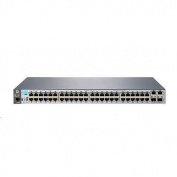 Aruba 2530 48 L2 Managed Ethernet Switch, 48 Port RJ-45 10/100, 2 Port RJ-45 GbE, 2 Port SFP,