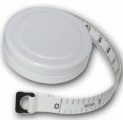 1.5m 150cm Round Fabric Tape Measure With Casing