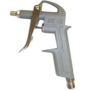 Toolzone Air Dust Blow Gun Compressor 1/4 Bsp Aluminium
