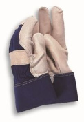 Town & Country Deluxe Leather Washable Gardening Gloves Ladies Medium Tgl111