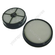 Ufixt Vax Type 27 Pre And Post Motor Hepa Filter Kit For Vax Mach Air Pet Vacuum