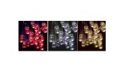 *battery Operated Christmas Xmas Bright Efficient Fairy Led Lights 20 Bulbs*