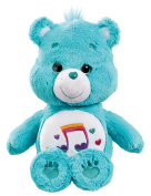 Care Bears Heart Song Bear Medium Plush with DVD
