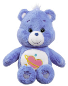 Care Bears Day Dream Bear Medium Plush with DVD