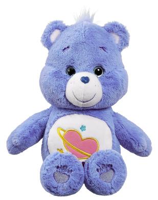 Care Bears Day Dream Bear Medium Plush with DVD