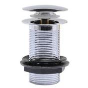 Clean Sprung Plug Basin Unslotted Waste