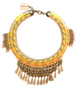 Sveva Collection Statement Chandra Necklace of 12-13.5cm