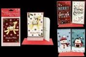 4 Money Voucher Wallets Christmas Cards