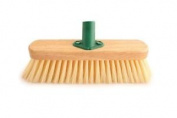 Quality Bentley 28cm Soft Broom Garden Sweeping Brush