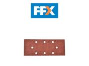 Black & Decker B/dx31156 1/3 Sanding Sheets Orbital X31156 Perforated (5) 60g