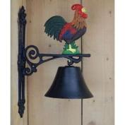 Cockerel Cast Iron Door Bell