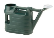 Ward Gn007wgn 6.5l Budget Space Watering Can With Rose - Green