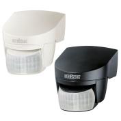 Steinel Is140-2 Outdoor Pir Motion Sensor Detector 140 Degrees Black White 14m