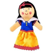 Snow White Soft Finger Puppet - Fiesta Craft Puppets Childrens Role Play