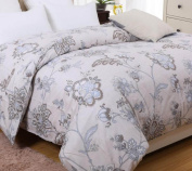 ZLQZZPP Combed Cotton Twill Environmental Printing Single Quilt 220 * 240 Double Fashion Cotton Quilt Cover,1.8m - 2m