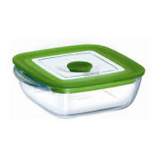 Pyrex Cook & Store 14cm Square Dish With Lid