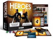 Heroes Of Metro City - Card Game