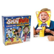 Splat Face Cream Pie Game Activity Kids Fun Childrens Present Party Family
