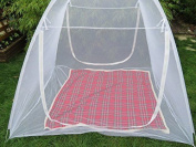 S/o® Portable Mosquito Net 200 X 180 X 155cm Mosquito Canopy Netting Insect