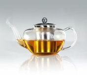 Judge . Glass Teapot With Removable Stainless Steel Infuser 1l / 1010ml