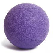 Stebcece Massage Lacrosse Balls for Myofascial Release, Trigger Point Therapy, Muscle Knots, and Yoga Therapy - Purple