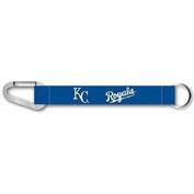 MLB Kansas City Royals Carabiner Lanyard Keyring