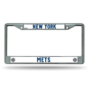 Rico Industries New York Mets Licence Plate Frame