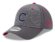"Chicago Cubs New Era 9Forty MLB ""League Shadow 5.1cm Adjustable Hat - Grey"