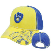 Milwaukee Brewers Throwback Logo hat cap One Size Fits All