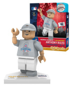 Oyo Sports P-MLBCHC44WST-G5LE Chicago Cubs Anthony Rizzo World Series T-Shirt Limited Edition Oyo Minifigure