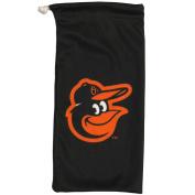 MLB Baltimore Orioles Microfiber Eyewear Bag