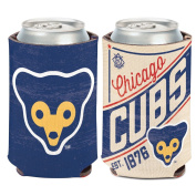 Chicago Cubs Cooperstown 350ml Can Cooler