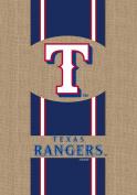 MLB Burlap Flag MLB Team