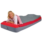 Worlds Apart Deluxe Adult Single Inflatable Ready Bed New Readybed