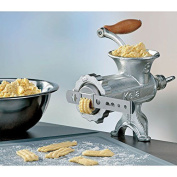 """Kela """"biscuit"""" Cookie Attachment, Stainless Steel, Silver, Size 5"""