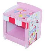 Kidsaw Patisserie Bedside, 29 X 36 X 37 Cm, Multi-colour