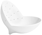 Ole Jensen Colander, White. Shipping Included