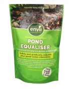 Envii Pond Equaliser - Instantly Creates And Stabilises Safe Ph, Kh And Gh To