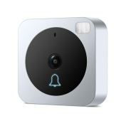 Vuebell Wifi Video Doorbell Camera, Two-way Audio, Smart Motion Detection And