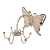 Nikky Home Jewellery Wall Display Hanger Jewellery Holder Rack Metal Hooks For Nec