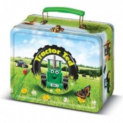 Tractor Ted Tin Lunch Box