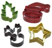 Kitchen Craft Christmas Cookie Cutters
