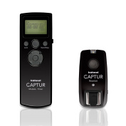 hähnel Captur Wireless Shutter Release and Timer Remote for Olympus/Panasonic - Black