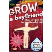 GROW a Boyfriend Novelty Gift