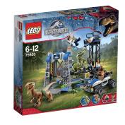 block Jurassic Park Jurassic World Raptor Escape Set #75920