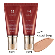 MISSHA M Perfect Cover Bb Cream Two(2) Tubes 50Ml
